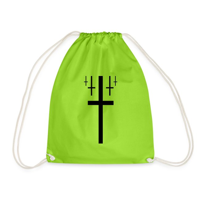 cross christus god jesus black