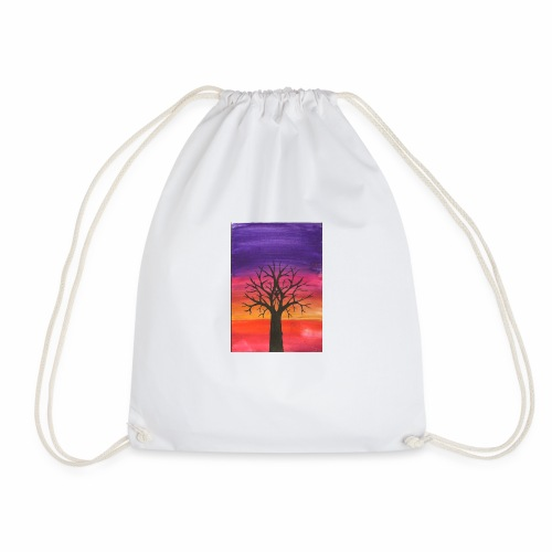 trip - Drawstring Bag