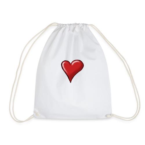 Love (coeur) - Sac de sport léger