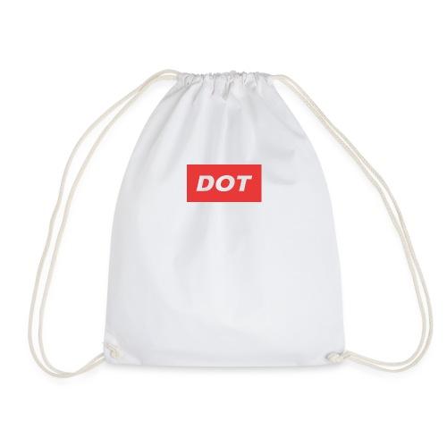 DOT clothing brand - Drawstring Bag