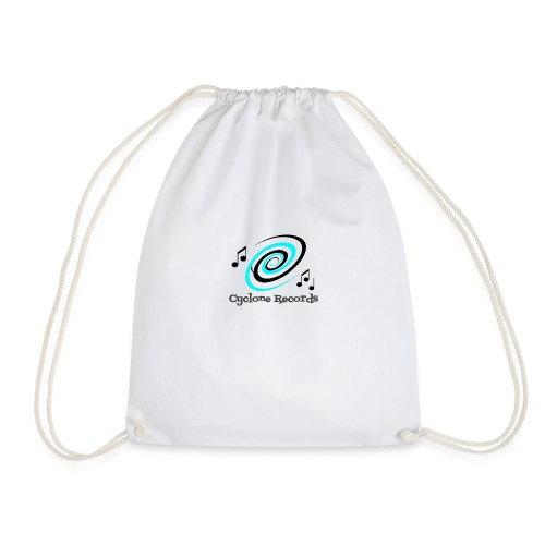 cyclone trans - Drawstring Bag