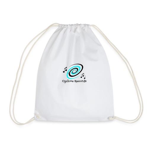 cyclone trans - Drawstring Bag