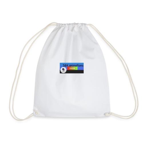 YouTube name - Drawstring Bag
