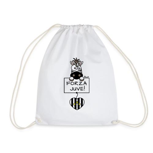 Zebra Forza Juve - Sacca sportiva