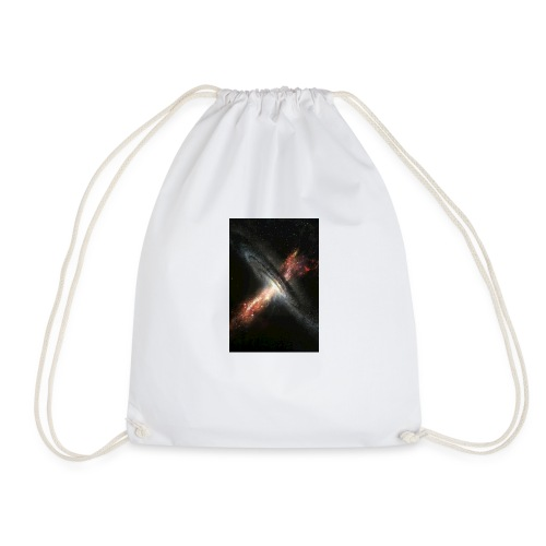 agujero negro - Mochila saco