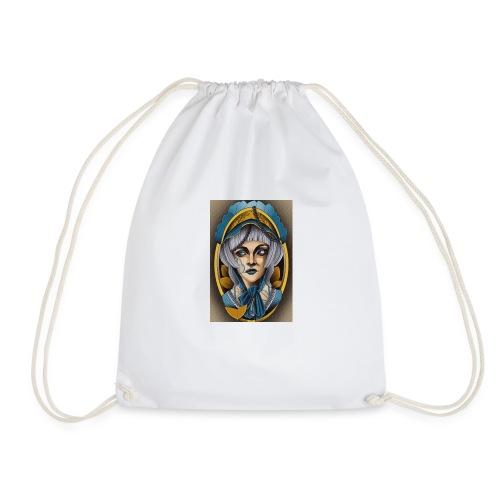 Dama obscura - Mochila saco