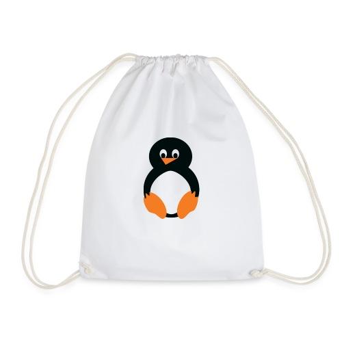 Pingvin - Gymnastikpåse