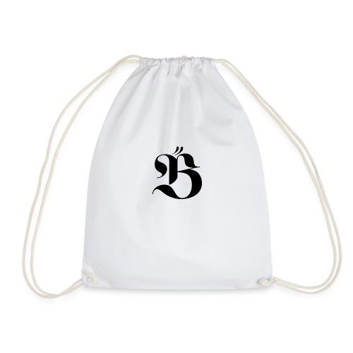 B logo - Gymnastikpåse