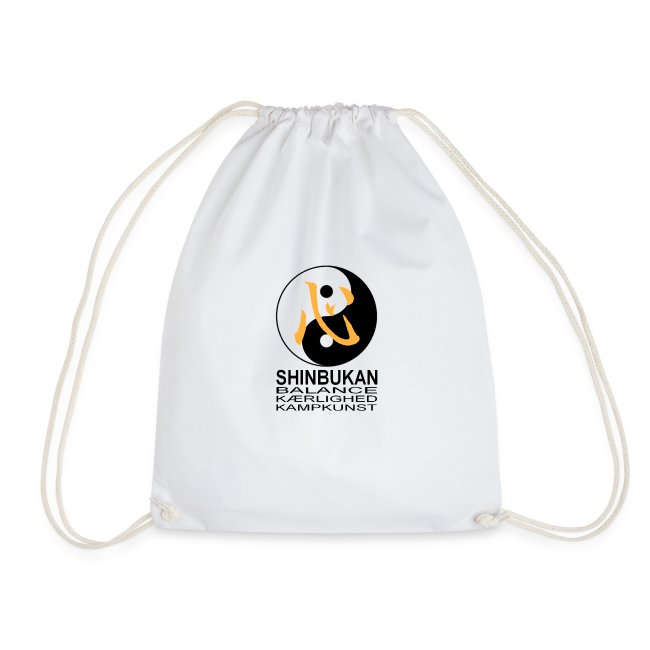 Shinbukan Tai Chi symbol og tegnet Kokoro