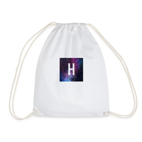 hayden gallacher logo - Drawstring Bag