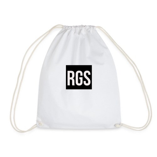 RGS_Profile_Logo - Drawstring Bag