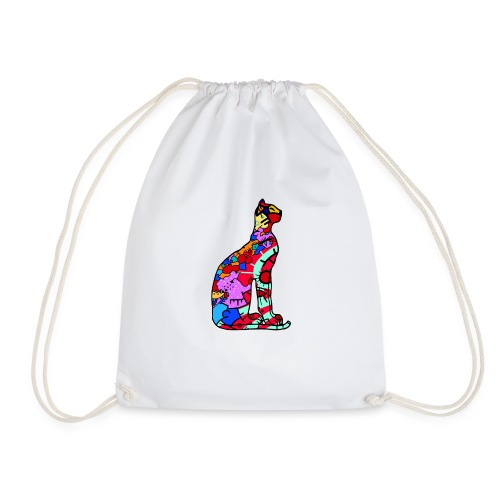 Serenicat - Drawstring Bag