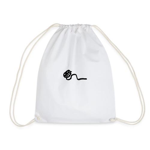 Stringy - Drawn - Drawstring Bag