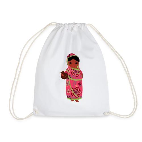 Lovedesh Art - Ira Kolshi Doll - Drawstring Bag