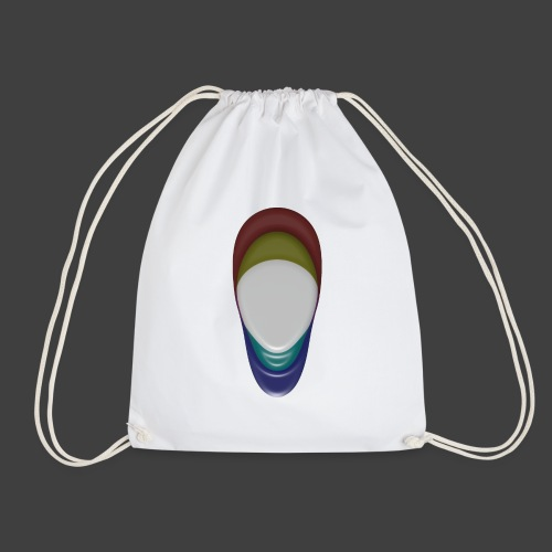 The veil - Drawstring Bag