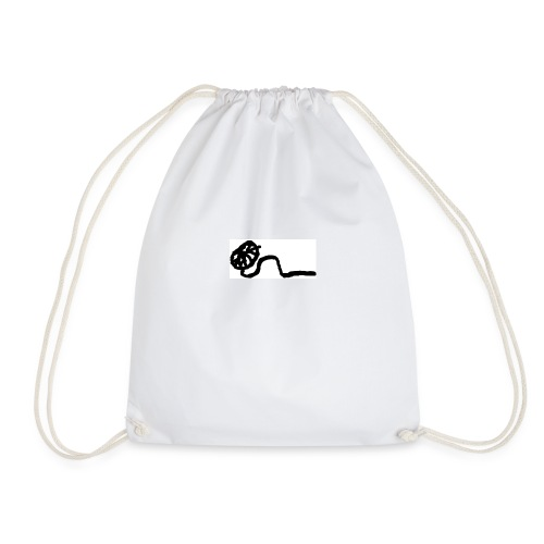 Stringy - Drawn - Drawstring Bag