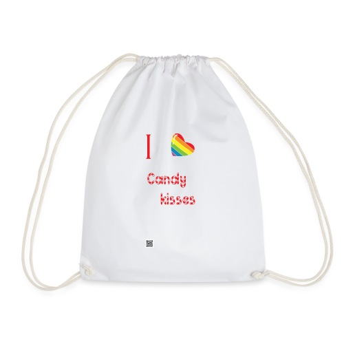 I love candy kisses - Jumppakassi
