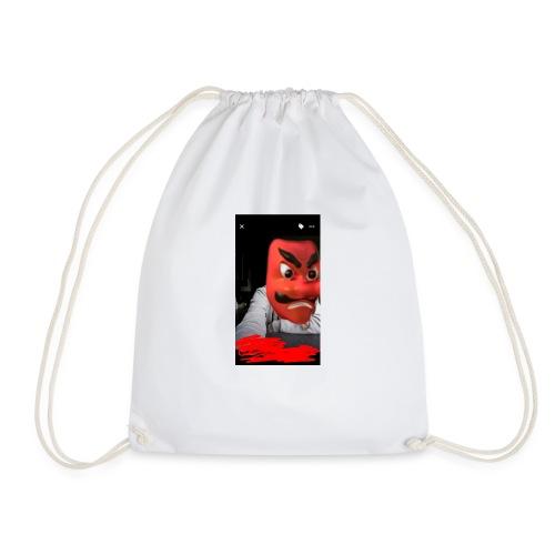 Devil - Drawstring Bag