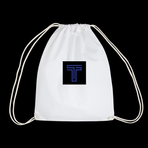 YT logo design - Drawstring Bag