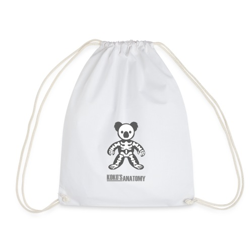 Koko anatomy - Drawstring Bag