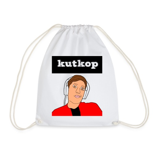 cartoon shirt/KutKopYT - Gymtas
