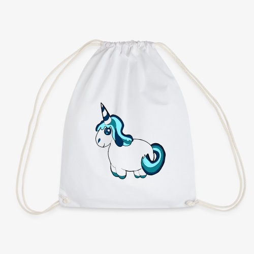 Cute Unicorn - Drawstring Bag