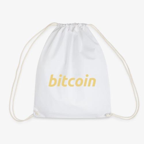 bitcoin - Turnbeutel