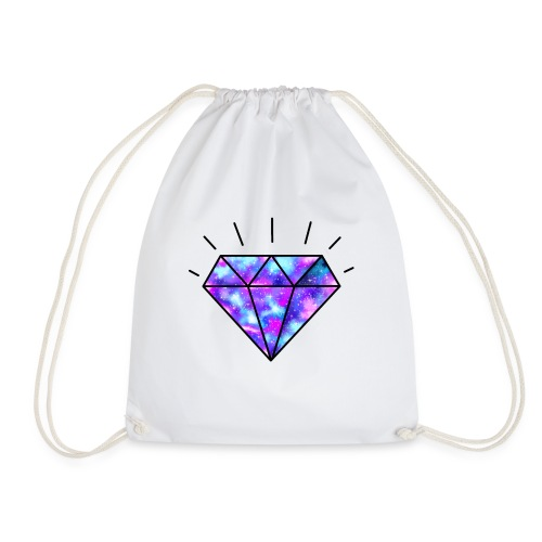 Diamant galaxie - Diamond galaxy - Sac de sport léger