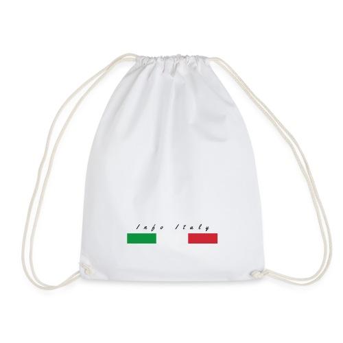 Info Italy Design - Sacca sportiva