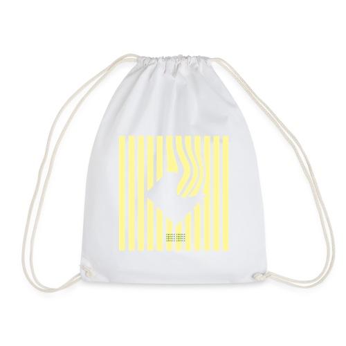 Sqaure - Drawstring Bag