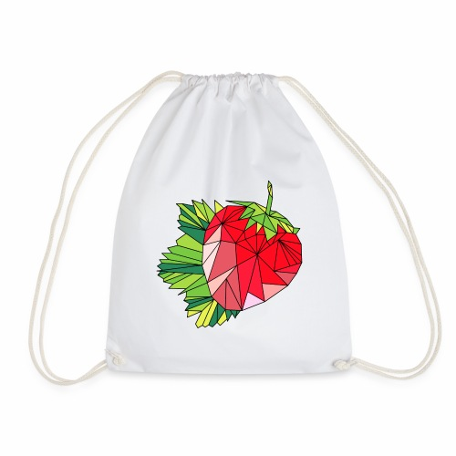 Sweet strawberry - Worek gimnastyczny