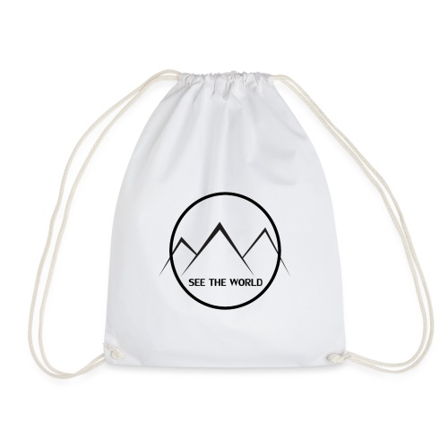 Lake The World - Drawstring Bag