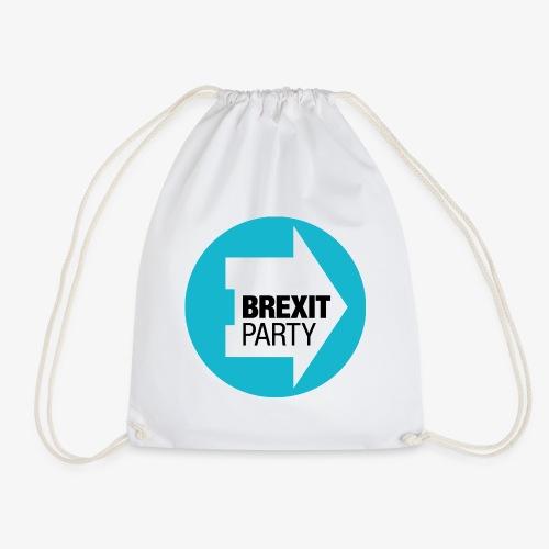 Brexit Party - Change Politics for Good - Drawstring Bag