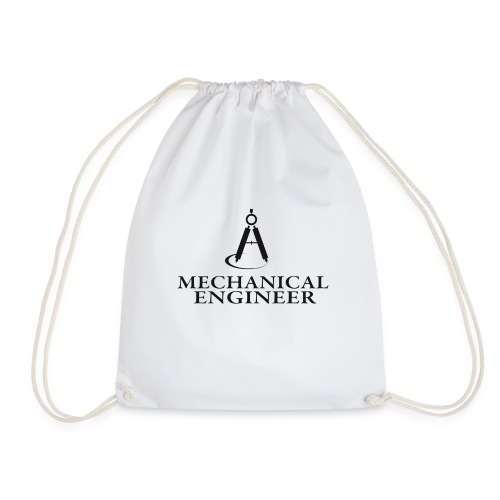 Mechanical Engineer - Drawstring Bag