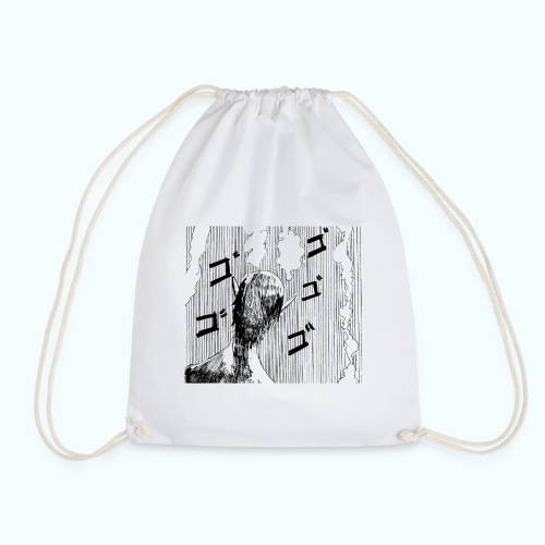 The Devils Sketch - Drawstring Bag