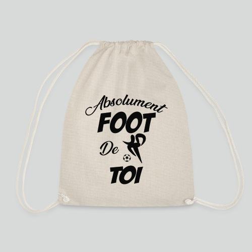 Absolument Foot de Toi (N) - Sac de sport léger