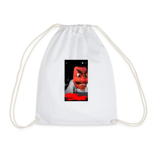Devil - Drawstring Bag