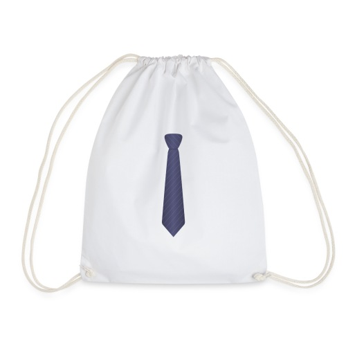 Krawatte - Turnbeutel