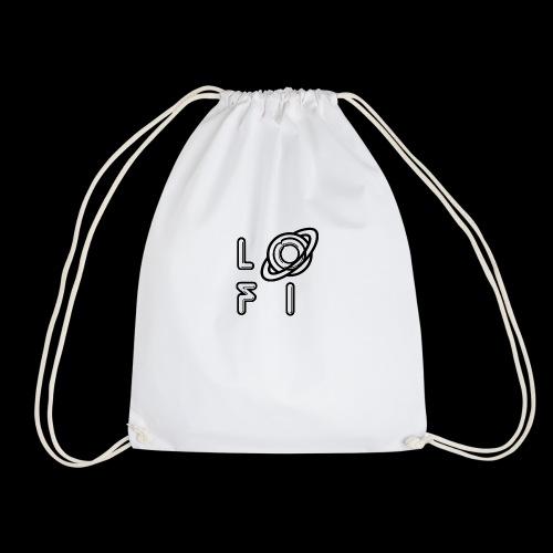 PLANET LOFI - Drawstring Bag