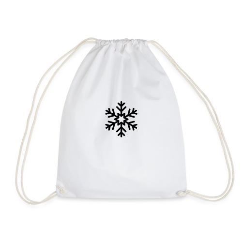 snowflake144_-1--png - Mochila saco