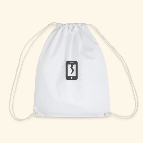 Tech Destruction - Drawstring Bag