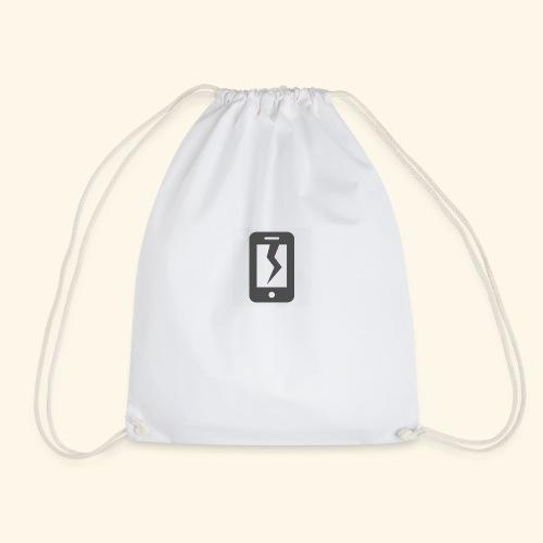 Tech Destruction - Drawstring Bag
