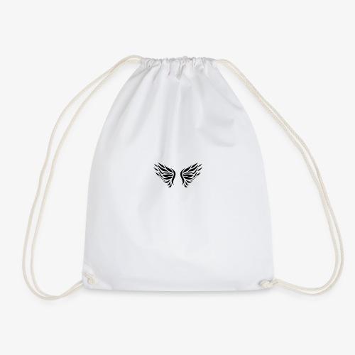 Camiseta Edicion Alas de Angel - Mochila saco
