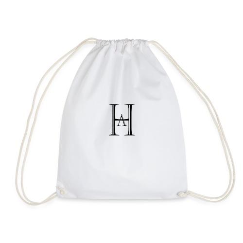 H-a - Drawstring Bag