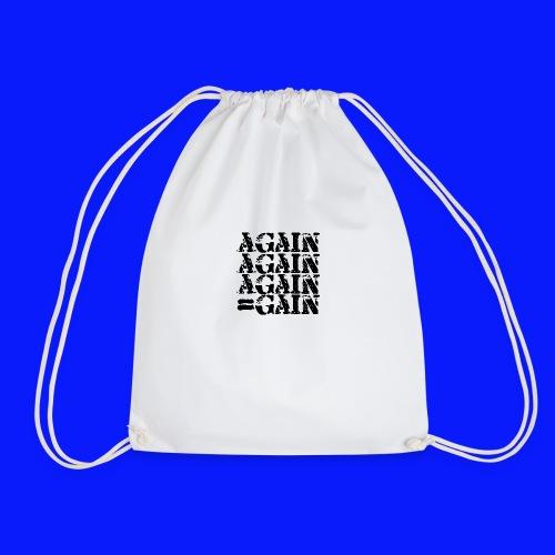 Fitness Gym - Drawstring Bag