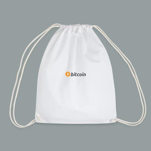 Bitcoin Logo #BTC - Mochila saco
