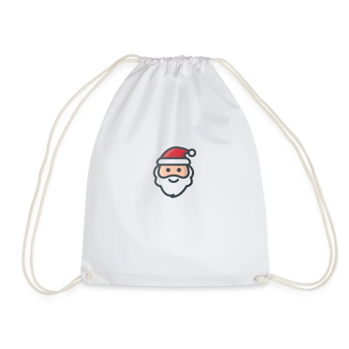 if Santa Claus 1651938 - Drawstring Bag