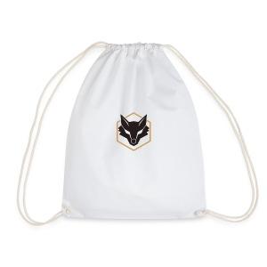 Fox - Drawstring Bag