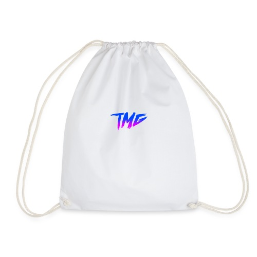 tmg logo - Drawstring Bag