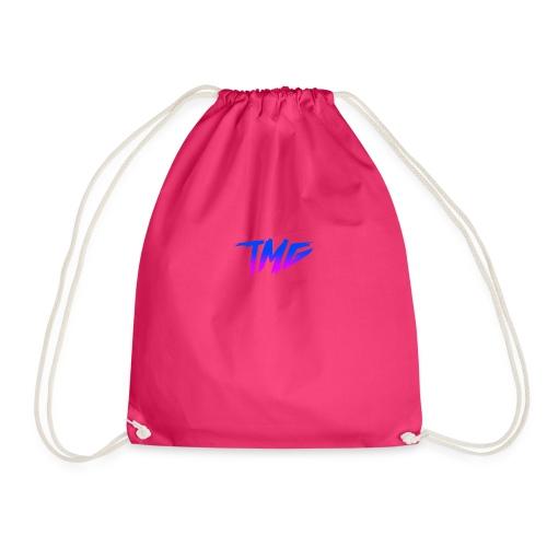 tmg logo - Drawstring Bag